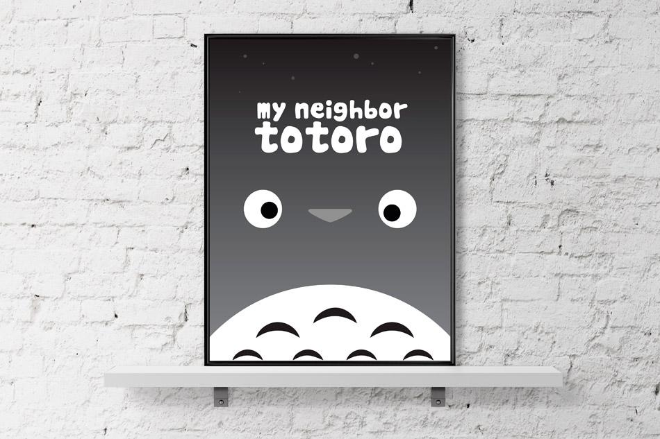 Mesh_Large_Totoro
